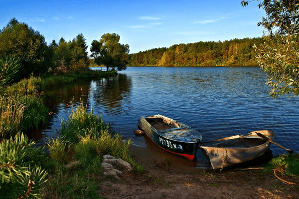 лодка.600x