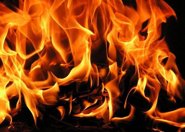 Пожары в Балаково