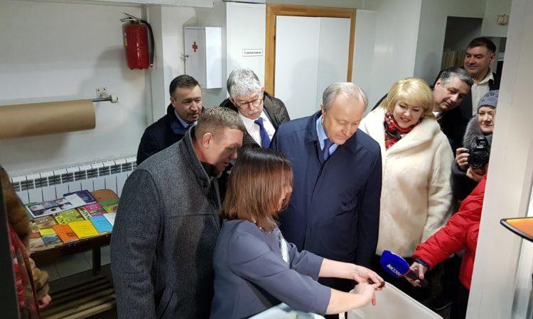 Валерий Радаев заинтересовался производством медицинской пиявки в Балакове