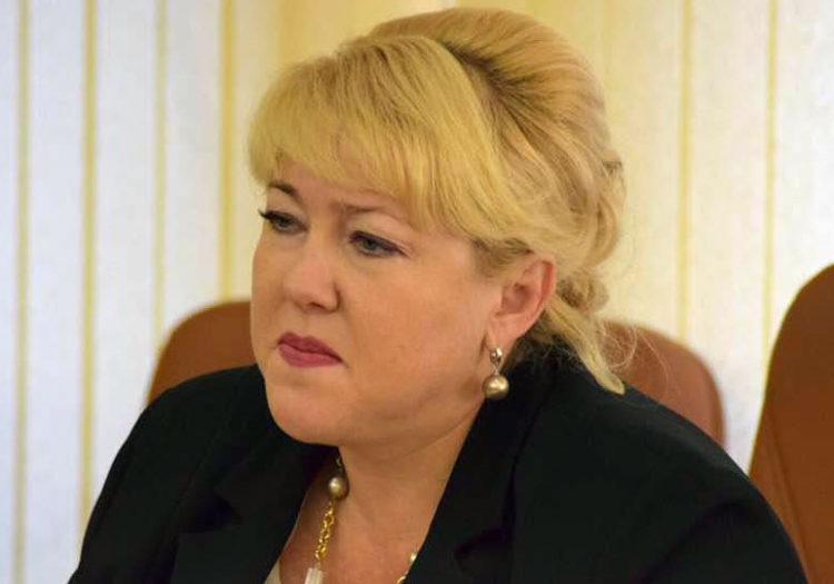 Ольга Болякина подверглась нападкам коммунистов на заседании облдумы