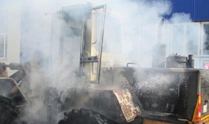 Балаковская «Северсталь» сообщила о пожаре на заводе спустя две недели