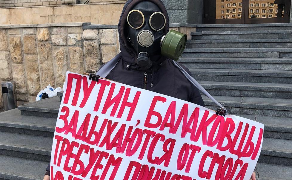 Активистку Познякову увезли в реанимацию