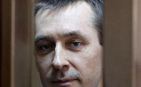 Полковник Захарченко осужден на 13 лет