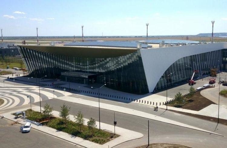 открытие нового аэропорта в Саратове