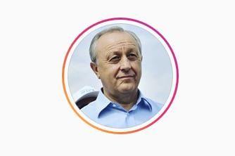 С Инстаграмом не в ладах Валерий Радаев теряет позиции блогера