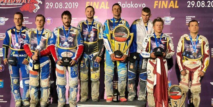 Дома и стены помогают сборная России впервые выиграла чемпионат Европы по спидвею среди пар