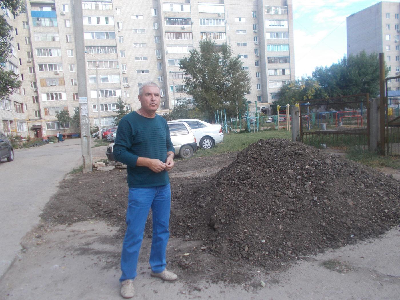 Наталья Красильникова из лучших побуждений решила утопить жителей своего округа в грязи