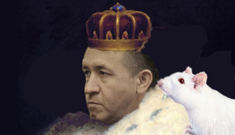 И имя ему будет Мышиный Король