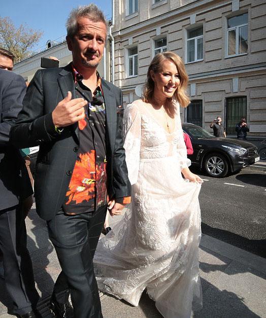 Пятница 13-е свадьба Собчак и Богомолова