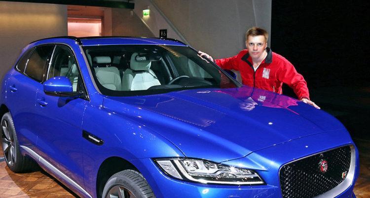 Уж авто невтерпеж Павел Гречухин купил дорогой автомобиль