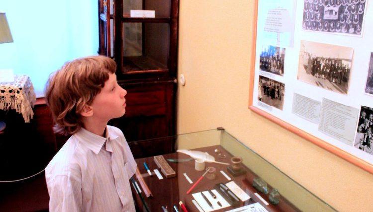 Пропасть между музеем истории города
