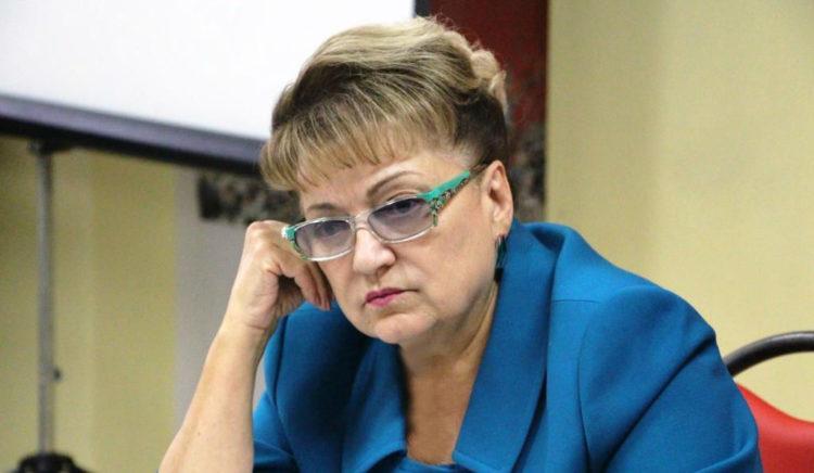 Ольга Алимова ЦИК превращается в «держиморду»