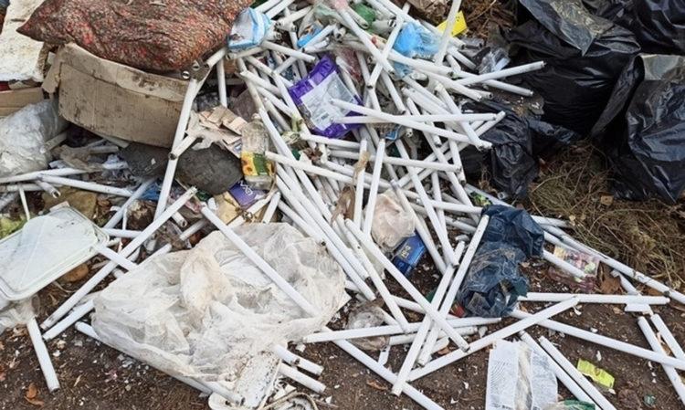 Обнаружена новая свалка ртутных отходов На сей раз в Саратове В работу включилось провидение