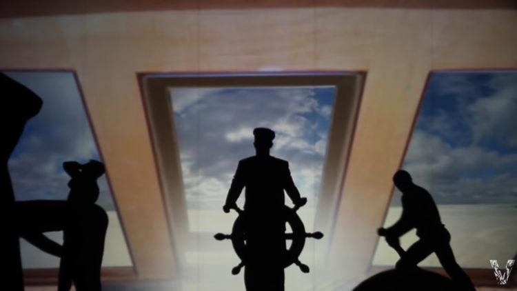 Титаник театр теней VERBA