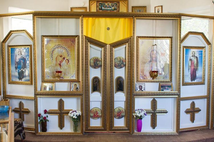 Из храма святых бессребреников Космы и Дамиана в Балаково украли серебро