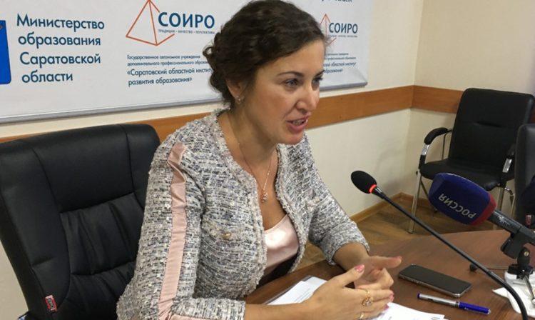 Министр образования области Ирина Седова возносила молитвы и они кажется подействовали