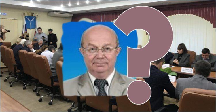 Зачем спикеру облдумы первый заместитель и причем здесь Паршин
