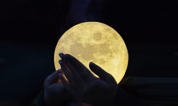 Лунный гороскоп на 22 января получите подарок от Луны