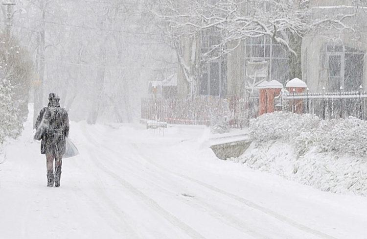 Прогноз погоды снегом заметет нас в феврале