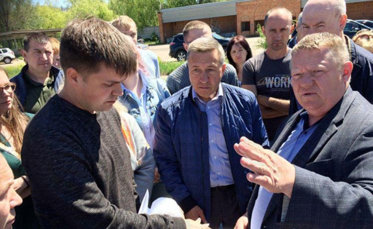 Как Николай Панков многодетным семьям помогал