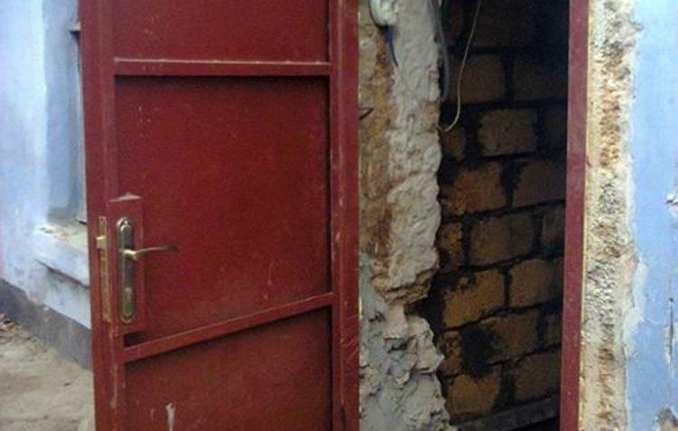 Балаковские полицейские восемь месяцев искали дверь