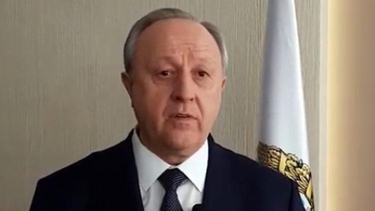 Валерий Радаев обратился к жителям Саратовской области в связи с обнаружением коронавируса в регионе через Инстаграм
