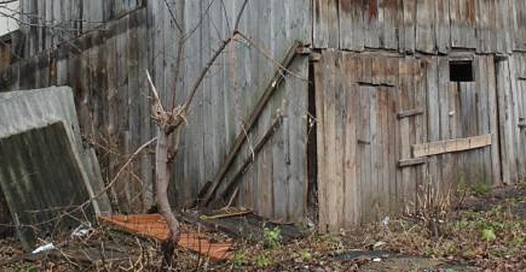 В Саратове возле заброшенного сарая нашли мертвого младенца
