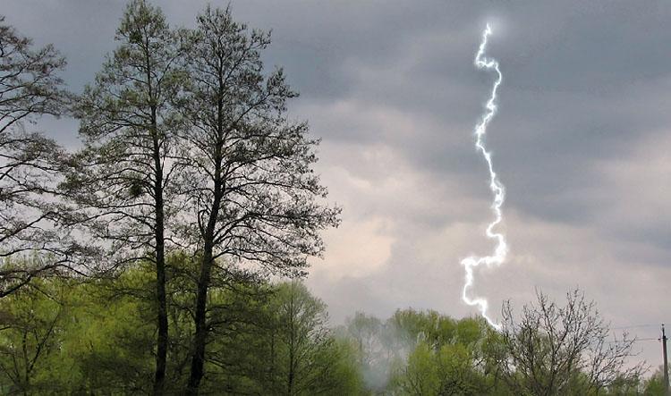 Погода в Балаково сегодня возможна даже гроза