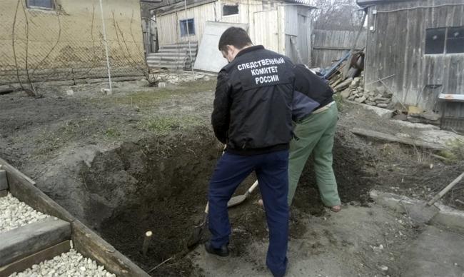 Саратовской области с приходом весны все чаще находят человеческие останки