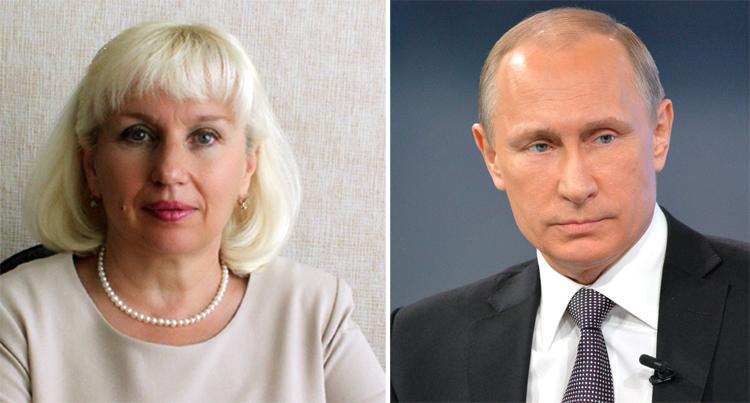 Балаковская общественница Наталья Караман требует от Владимира Путина публичных ответов по поправкам в Конституцию РФ