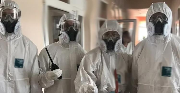 Коронавирус в Саратовской области один сотрудник психоневрологического интерната заразил 100 человек