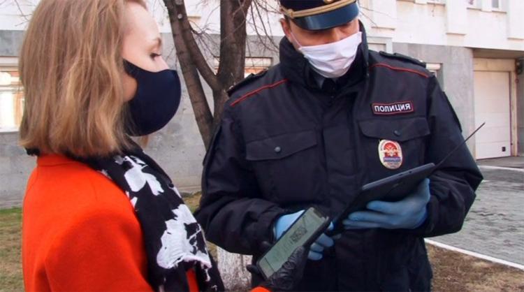 Первомай со штрафами полицейские продолжают наказывать граждан