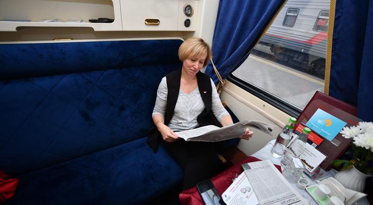 Билеты в поезда будут продаваться с учетом социальной дистанции до 28 мая