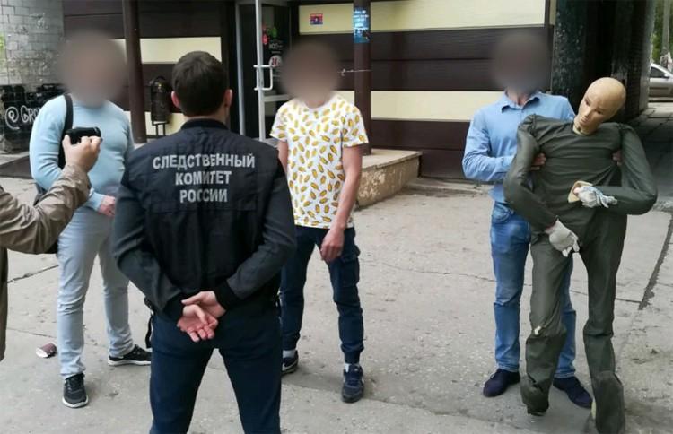В Балаково молодой парень ударил товарища и убил его