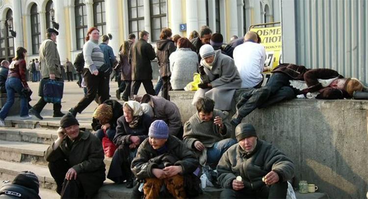 Среди московских бездомных обнаружено много саратовцев