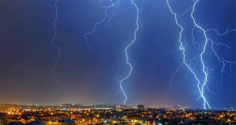 Погода в Балаково на завтра,10 июня ночью опять гроза