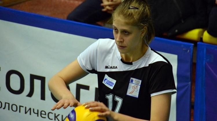 Одна из самых результативных игроков Протона Яна Щербань вошла в состав сборной России