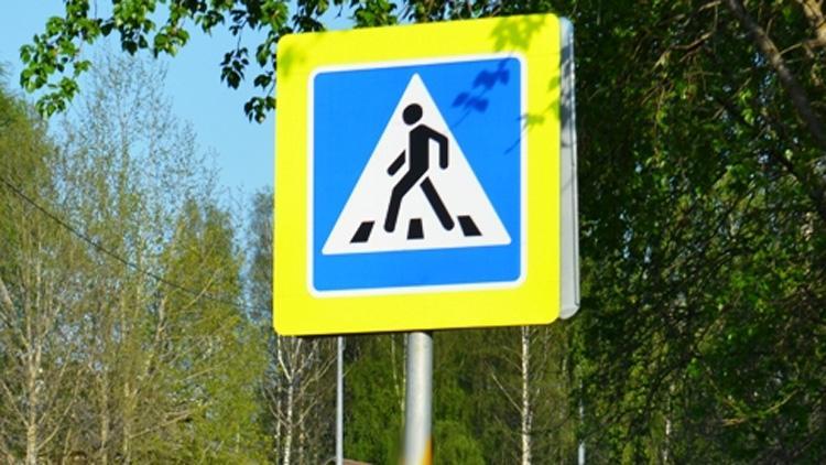 В Балаково водитель сбил переходившего дорогу подростка