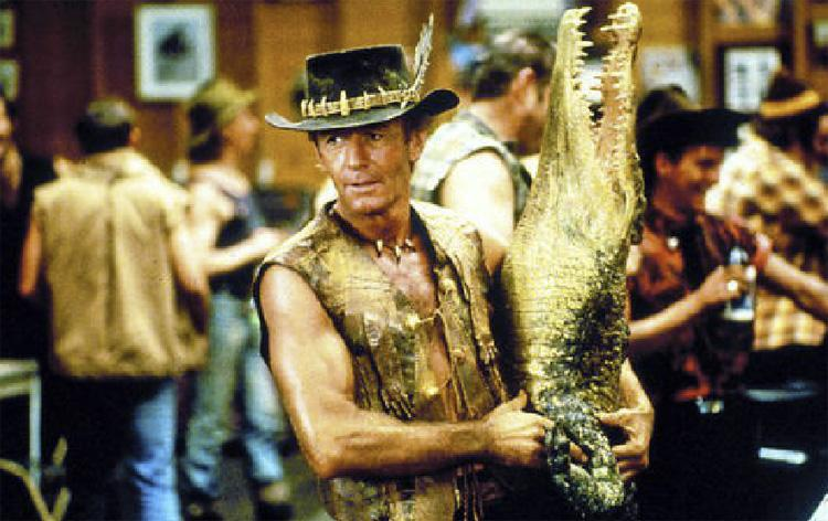 Крокодил по имени Пол