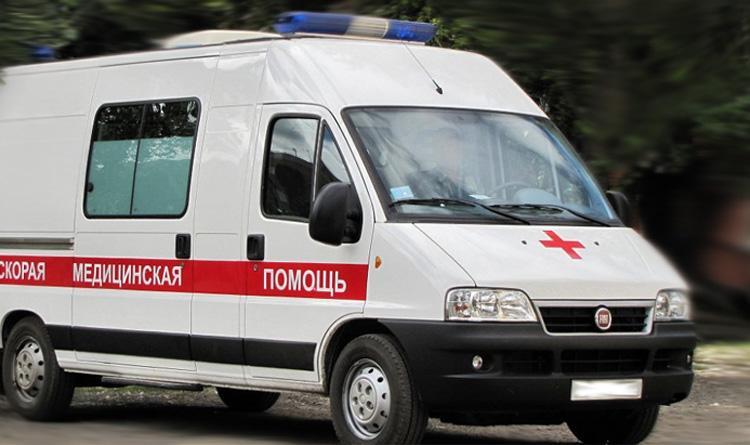 В Новониколаевке мотоциклист сбил ребенка и скрылся с места происшествия