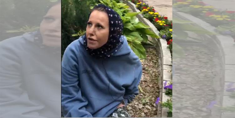 Скандал с участием Собчак в свердловском монастыре: полное видео