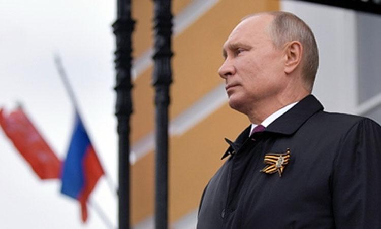 Я для себя еще ничего не решил Путин прокомментировал возможность баллотироваться в 2024 году