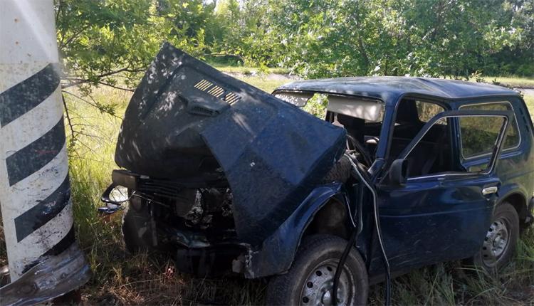 Трасса-убийца двое молодых мужчин погибли в ДТП недалеко от Балаково