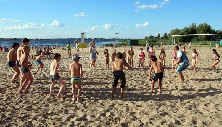 В Балаково открылись пляжи можно ли там заразиться коронавирусом