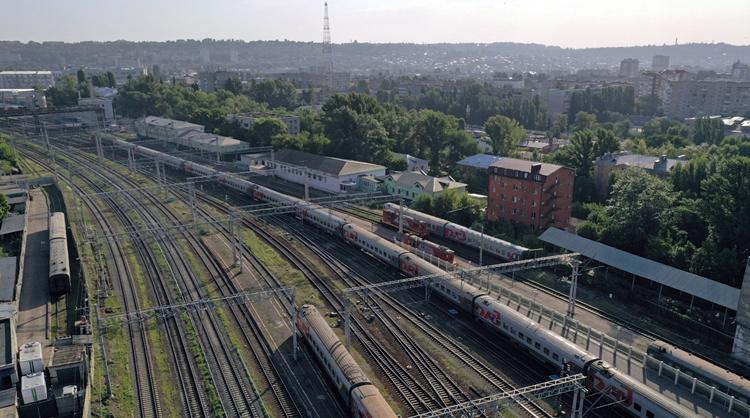 С 1 августа из Саратова будет ходить еще один поезд на курорты Черного моря
