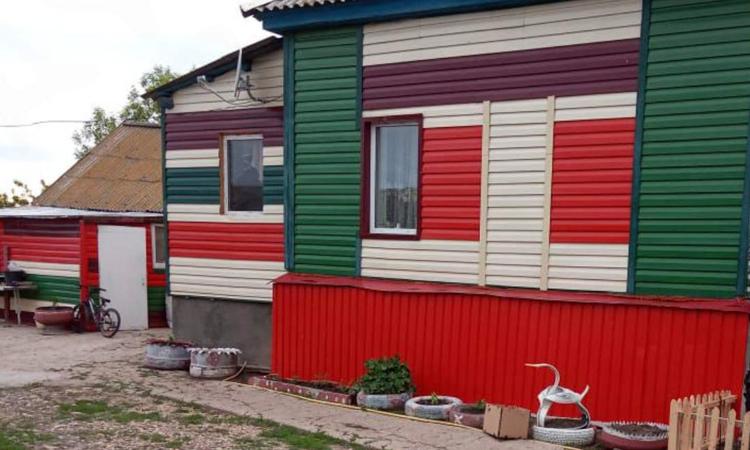 Продается дом на берегу Иргиза