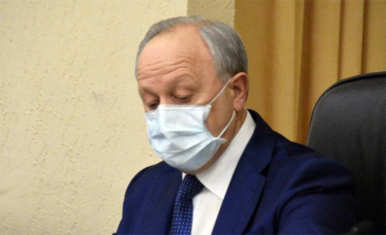 Губернатор Валерий Радаев заражен коронавирусом правительство Саратовской области сдает тесты на ковид