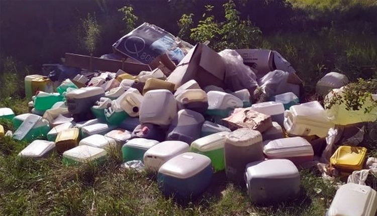 На контроле у Бастрыкина свалкой химикатов в Саратове заинтересовались следственные органы