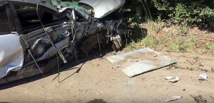На трассе-убийце в Балаково вновь произошло страшное ДТП
