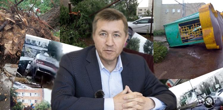 Александр Соловьев все-таки прервал отпуск после введения режима ЧС